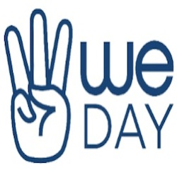 Gr. 8 Students attend We Day