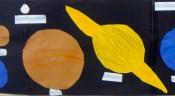 Solar System Study – Grade One Erin Mills Campus
