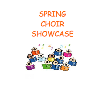 Spring Choir Showcase 2017