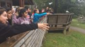 Grade 6 Students Learn About Flight