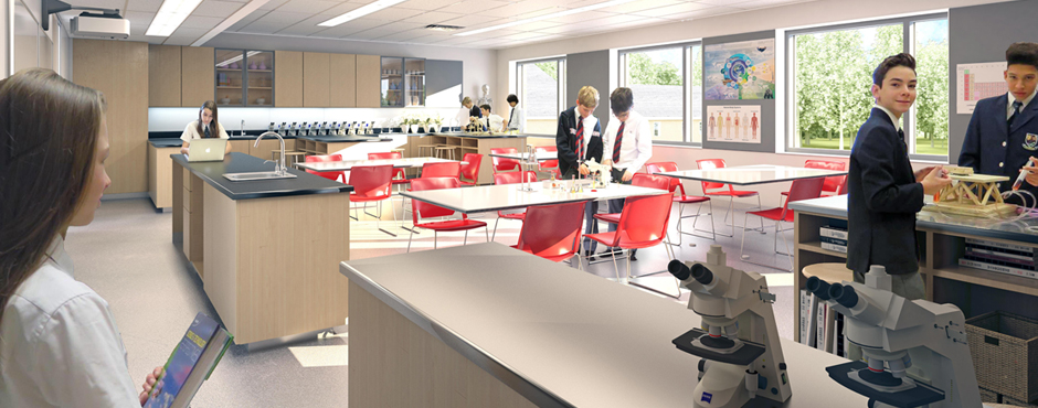A new STEM Laboratory