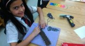 Using a Hammer for Art! – Erin Mills Campus
