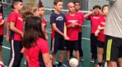 Volleyball Class Started at Erin Mills Campus