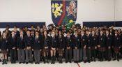Grade 8 Leadership Tie Ceremony