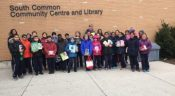 Library Visit Grade Four and Five- Erin Mills
