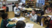 Grade 3 Students Learn about Forces and Movement