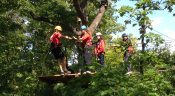 Field Trip to Treetop Trekking – Grade 7/8 Leadership