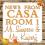 News from Casa Room 1