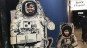 Grade 4's attend the Ontario Science Centre