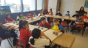 Grade 2's Attend the Living Arts Centre