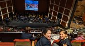 Grade 5-8 Students at First Ontario Concert Hall